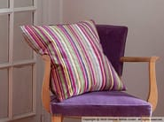 Striped cotton upholstery fabric BABYLONE - Zimmer + Rohde