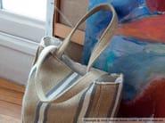 Linen upholstery fabric CAPVERT - Zimmer + Rohde
