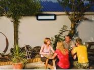 Heat diffuser for exterior Heat diffuser for exterior - ELETTROGAMMA