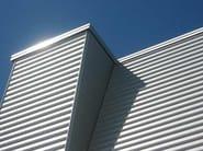 Laminato di alluminio per facciate TF FACADE - KALZIP® - Gruppo Tata Steel Europe