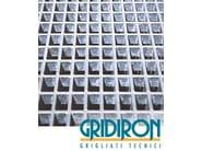 Grille Pressed grating - GRIDIRON GRIGLIATI