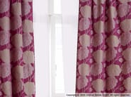Polyester upholstery fabric for curtains PEONIA - Zimmer + Rohde