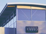 Metal sheet and panel for roof KALBAU® - KALZIP® - Gruppo Tata Steel Europe