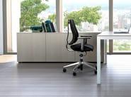 Low modular office storage unit IMPULS | Low office storage unit - MDD