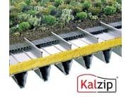 Roof garden system NATURE ROOF - KALZIP® - Gruppo Tata Steel Europe