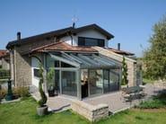 Aluminium glass facade OMNIA - TENDER