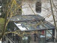 Aluminium patio door OMNIA - TENDER