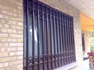 Fixed steel security bar PRÆSIDIUM® | Fixed security bar - TESIFLEX