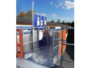 Construction hoist / Overhead platform HEK TPL 500 & 300 - ALIMAK HEK