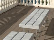 Garden bench BARCINO | Garden bench - SAS ITALIA - Aldo Larcher