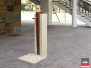 Concrete Drinking fountain SIMBIO | Drinking fountain - SAS ITALIA - Aldo Larcher