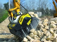 Bucket crusher BUCKET CRUSHER MB - MB