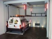 Automatic parking systems ACO-S - CARMEC