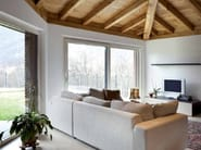 Horizontally pivoted window ETERNITY MAXI 68 | Horizontally pivoted window - F.lli Pavanello