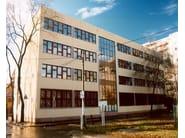 Ventilated facade VINYTHERM® - LEGNOPAN