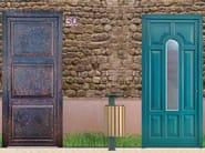 Glazed entry door PORTONCINI INTELAIATI | Glazed entry door - F.lli Pavanello