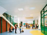 Acoustic glass wool ceiling tiles Ecophon MASTER™ - Saint-Gobain ECOPHON