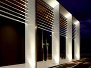 LED Floor Light 2100 MEDIO Anello Inox - Platek