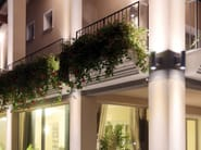 LED wall lamp for Public Areas MONACO 100 - Platek
