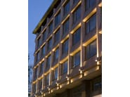 Wall lamp for Public Areas MONACO 200 - Platek