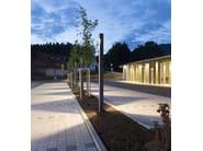 Garden bollard light TETRA PARCO I - Platek