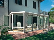 Thermal break folding door S.60/24 SUPERTERMICA | Folding door - TENDER