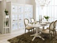 Wood and glass display cabinet ENGLISH MOOD   Display cabinet - Minacciolo