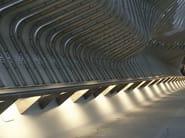 LED wall lamp MINI CORNICHE | LED wall lamp - Platek