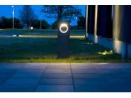 LED Garden bollard light MOON | Bollard light - Platek