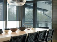Sheer paper yarn roller blind ROLLER BLIND WITH CHAIN - Woodnotes