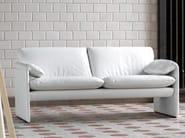 Recliner leather sofa BELLA BORA LOW | Sofa - LEOLUX