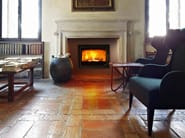 Wood-burning Fireplace insert BOXTHERM 80 - MCZ GROUP