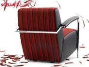 Armchair with armrests SCYLLA   Armchair - LEOLUX