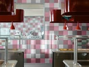 Glazed stoneware wall tiles GREENCOLORS | Wall tiles - Atlas Concorde