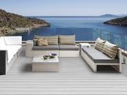 Sectional garden armchair LINK | Sectional garden armchair - KENNETH COBONPUE