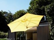 Adjustable wall-mounted Garden umbrella PARAFLEX WALLFLEX - Umbrosa