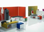 Storage pouf OP | Storage pouf - MASCAGNI