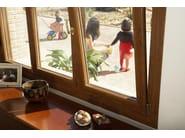 PVC window ZENDOW - DECEUNINCK ITALIA