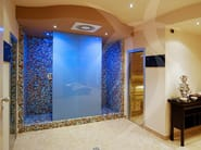Shower for aromatherapy for chromotherapy Shower for chromotherapy - Happy Sauna