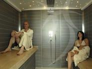 Sauna / turkish bath Cabin ELEMENTI E MOMENTI - Happy Sauna