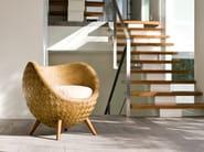Rattan armchair LA LUNA | Armchair - KENNETH COBONPUE