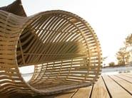 Rattan armchair LOLAH | Armchair - KENNETH COBONPUE