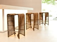 Polyethylene stool PIGALLE | Stool - KENNETH COBONPUE