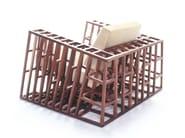 Ergonomic wooden armchair TILT! | Wooden armchair - KENNETH COBONPUE