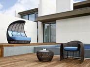 Igloo-shaped garden sofa VOYAGE   Garden sofa - KENNETH COBONPUE