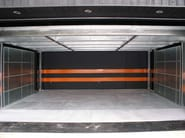 Automatic parking systems PARCHEGGI INTERRATI A 2 O 4 POSTI - GREEN PARK