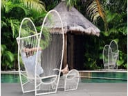 Nylon® garden armchair PAPILLON - KENNETH COBONPUE