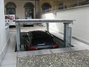 Car hoist and lift COVER B1S - GREEN PARK