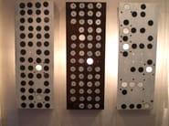 Steel wall light NUMERI LIQUIDI - In-es.artdesign