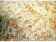 Indoor/outdoor quarry flooring Quarry flooring - Mattone Romano